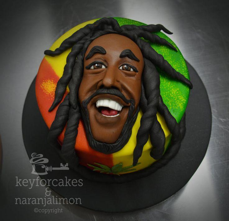 Bob Marley by Nicola Keysselitz