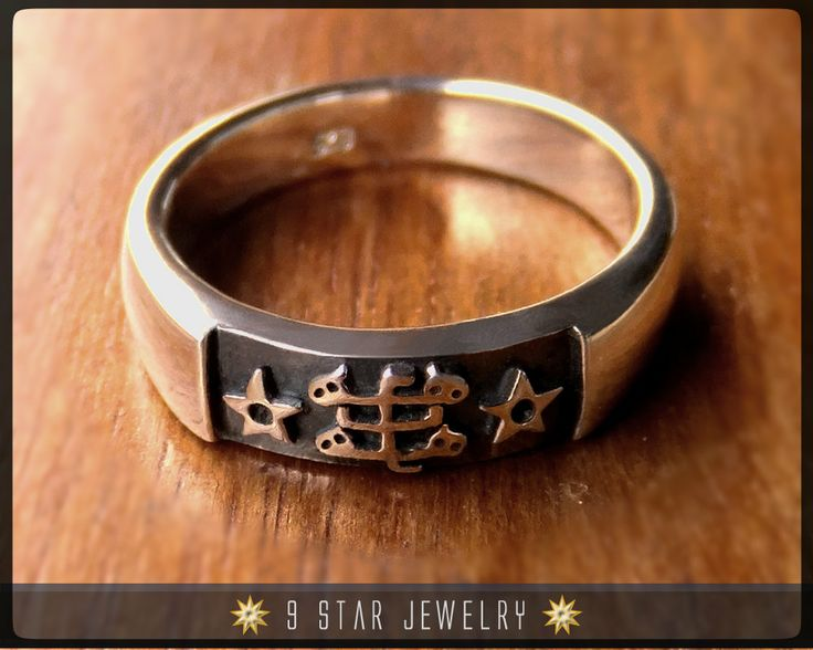 46 Best Bahai Rings By 9 Star Jewelry Images On Pinterest Star