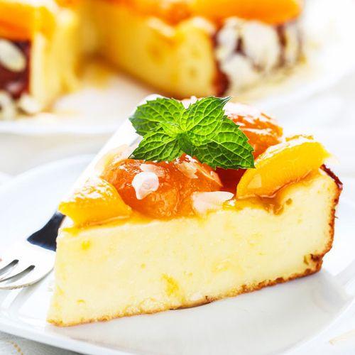 leichter low carb aprikosen pfirsich k sekuchen rezept. Black Bedroom Furniture Sets. Home Design Ideas