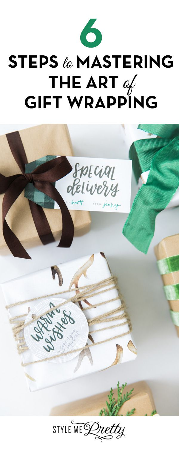 6 Steps to Mastering the Art of Gift Wrapping