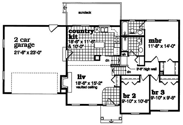 31 best images about floor plans on pinterest european for Bi level basement ideas