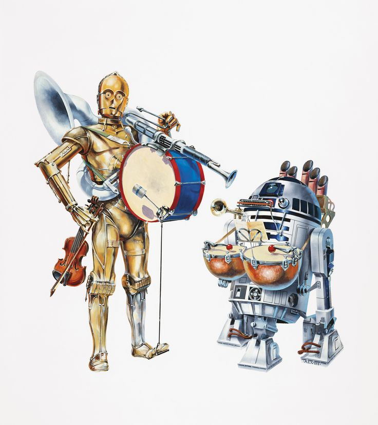 Star Wars in Concert promotional poster