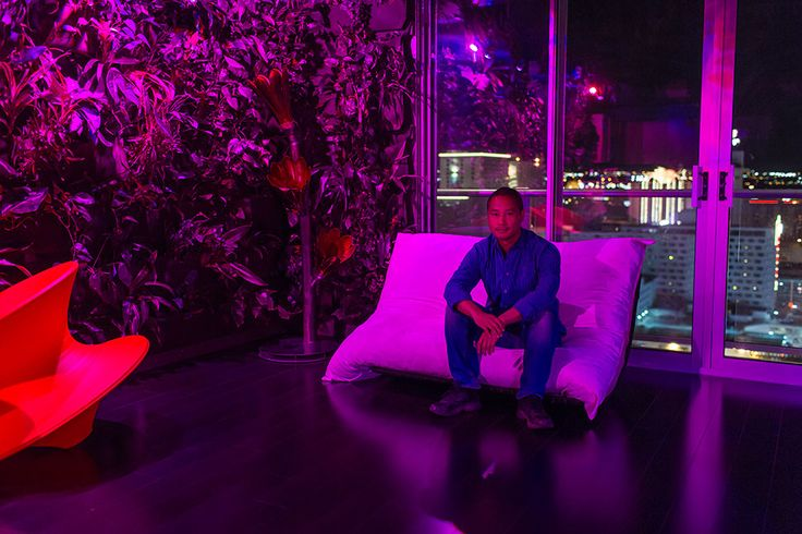 Tony Hsieh Is Building a Startup Paradise in Vegas | Downtown Las Vegas