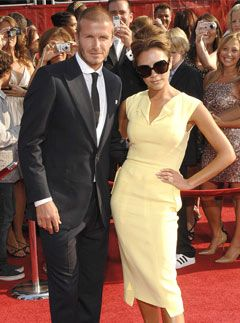 Victoria Beckham at the Espy awards, 16 July