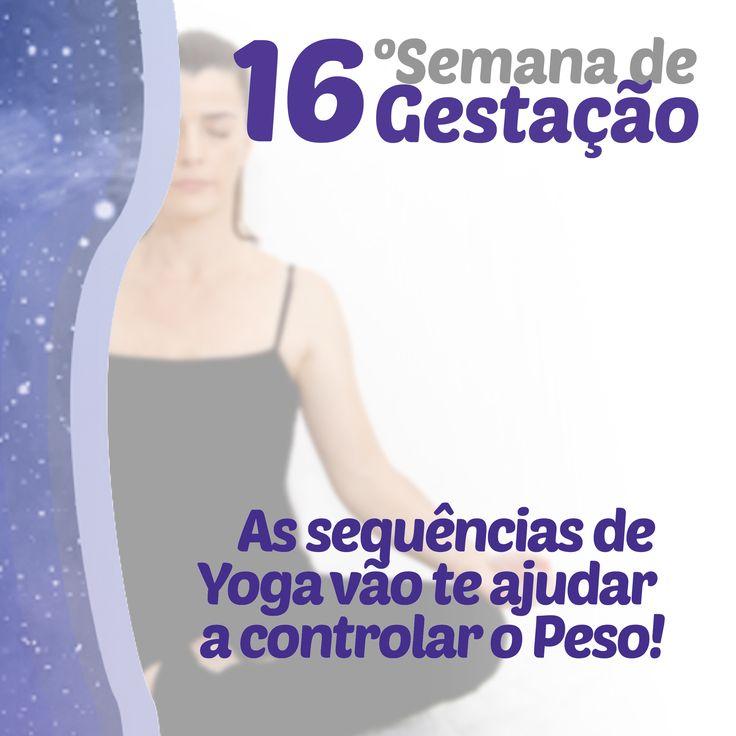 As sequências de Yoga elevam o gasto energético e vão te ajudar a manter o controle de ganho de peso.    Descubra como praticar yoga durante a gestação aqui >>> www.yogamaterno.com    Você gostou dessa dica?    Então me faça um favor: Compartilhe e marque uma amiga sua que também está precisando disso ou com alguma mulher gravida que você conheça que precisa de dicas para viver sua melhor gestação!    😊Acesse: 👉 www.YogaMaterno.com    Namastê 🙏  Paula Ubinha      #gestantes #gravidas…