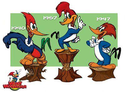 Woody Woodpecker Roger Rabbit | Pica-Pau (Woody Woodpecker)