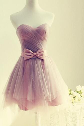 Hd09114 Charming Homecoming Dress,Tulle Homecoming Dress,Sweetheart Homecoming Dress,Brief Homecoming Dress
