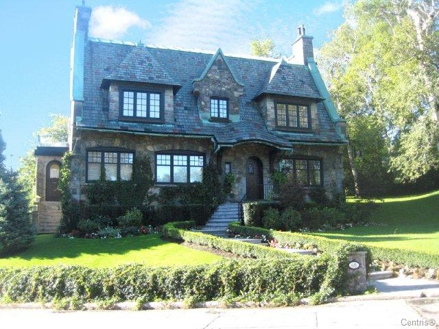 Storybook Cottage in Westmount, Montreal, QC. It'll just set you back a cool 4.7 million dollars!!!
