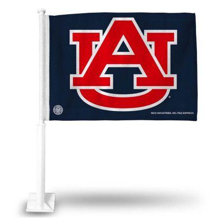 Auburn Car Flag, Orange