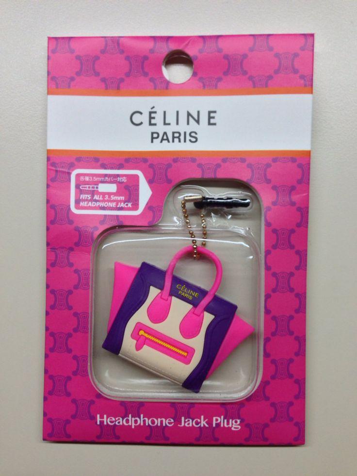 Celine Bag - Mini Luggage Purse Keychain Charm Accessory | Celine ...