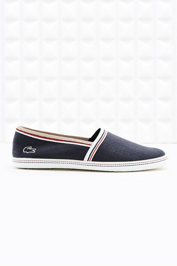 Lacoste Aimard Slip-On Shoes