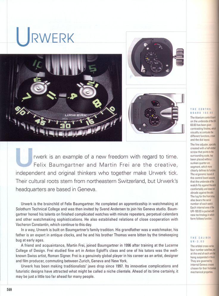 Watches International 2006