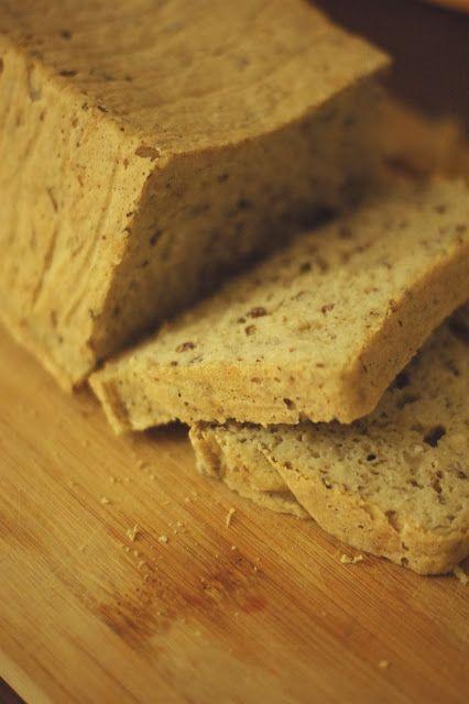 ruoka-palapeli: Syysillan gluteeniton herkkuleipä