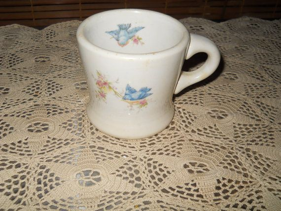 Homer Laughlin Coffee Cup