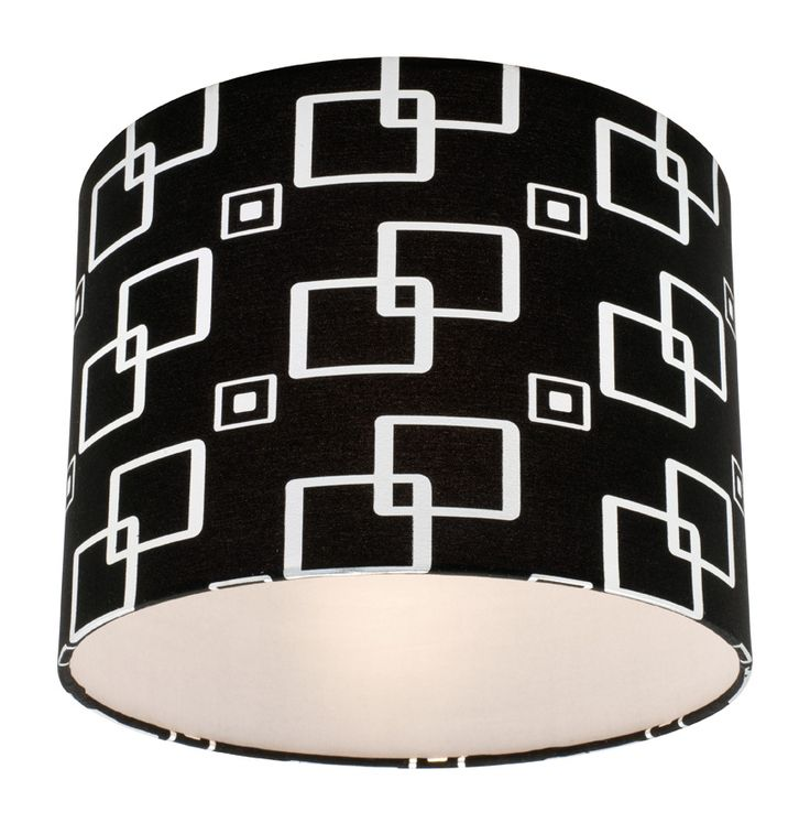 If you love your geometric shapes, then the black Fabian batten fix light will have already caught your eye!