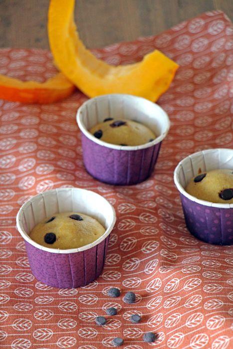 Vegane Kürbis-Chai-Muffins (Backen mit Kürbis)