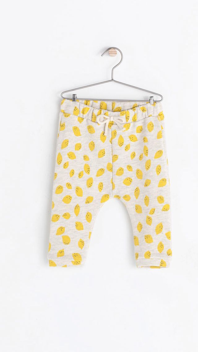 Cutest lemon pants