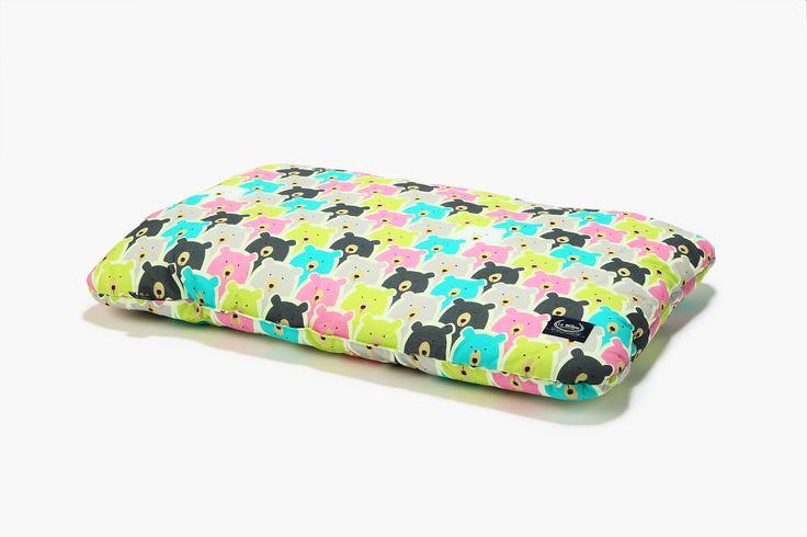 Bed Pillow - Polar Bears