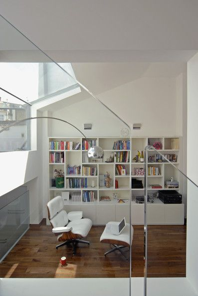 Built In Bookcase Photo