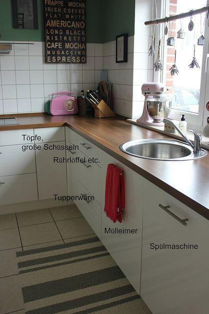 41 besten Küche_Ikea Bilder auf Pinterest Küche ikea, Rund ums - k chenzeile mit elektroger ten ikea