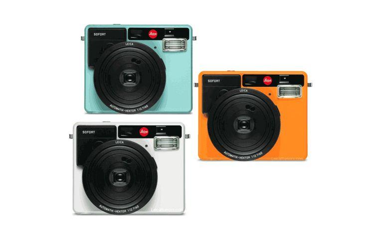 "Leica よりインスタントカメラ ""Sofort"" が登場   HYPEBEAST"