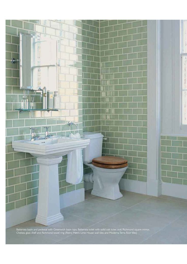 34 Best Bathrooms Images On Pinterest Bathroom Floors And Victorian Tiles