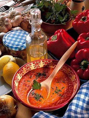 Ajvár - bevált szerb recept