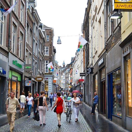 Street Style Maastricht NETHERLANDS