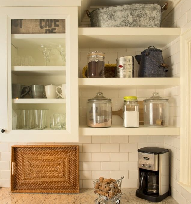 1940s Cottage Kitchen Make Over This 1940s Kitchen Make Over Took The Small Original Galley
