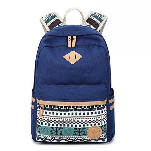 Oferta: 33.99€. Comprar Ofertas de Ambielly Estilo mochilas escolares espesado bolsa de mano hombro del ordenador portátil Mochila bolso causal mochila escolar barato. ¡Mira las ofertas!