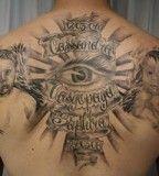 Marvin Silva Tattoos Black Gray Lettering Tattoo Tattoos
