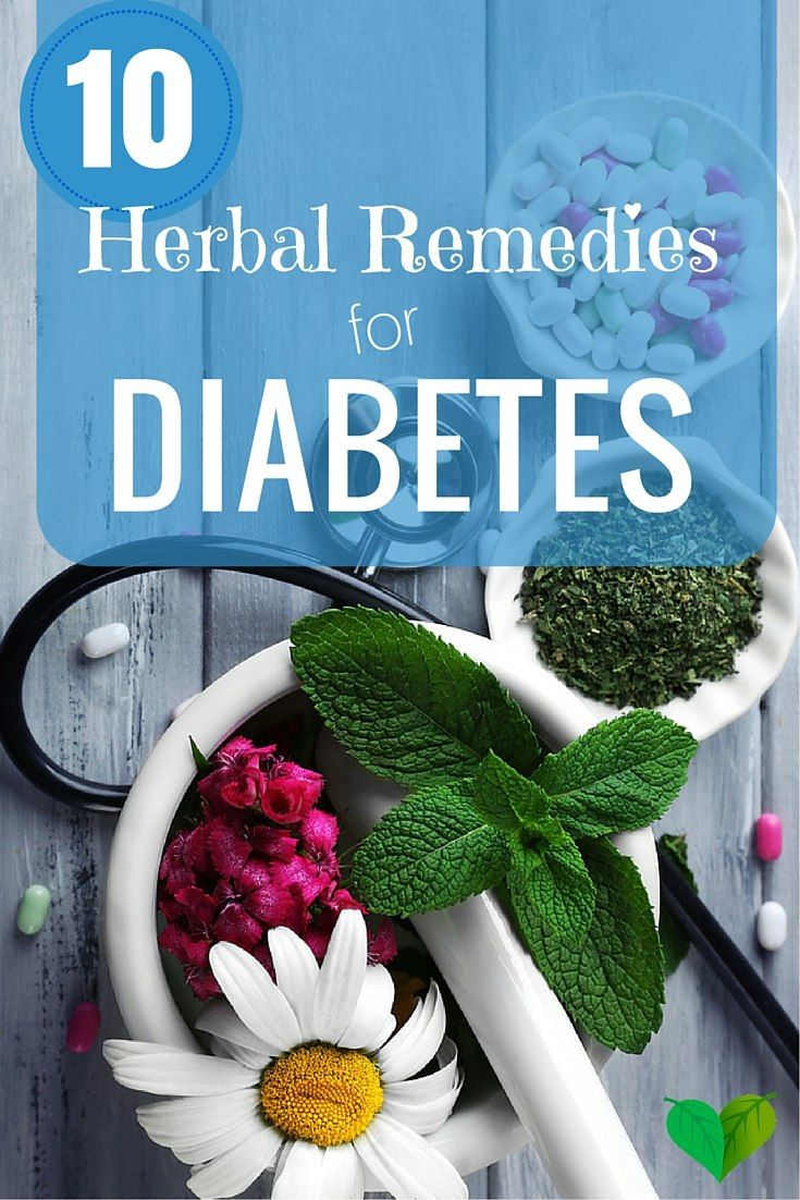 Top 10 Herbal Remedies for Diabetes - Safe & Natural