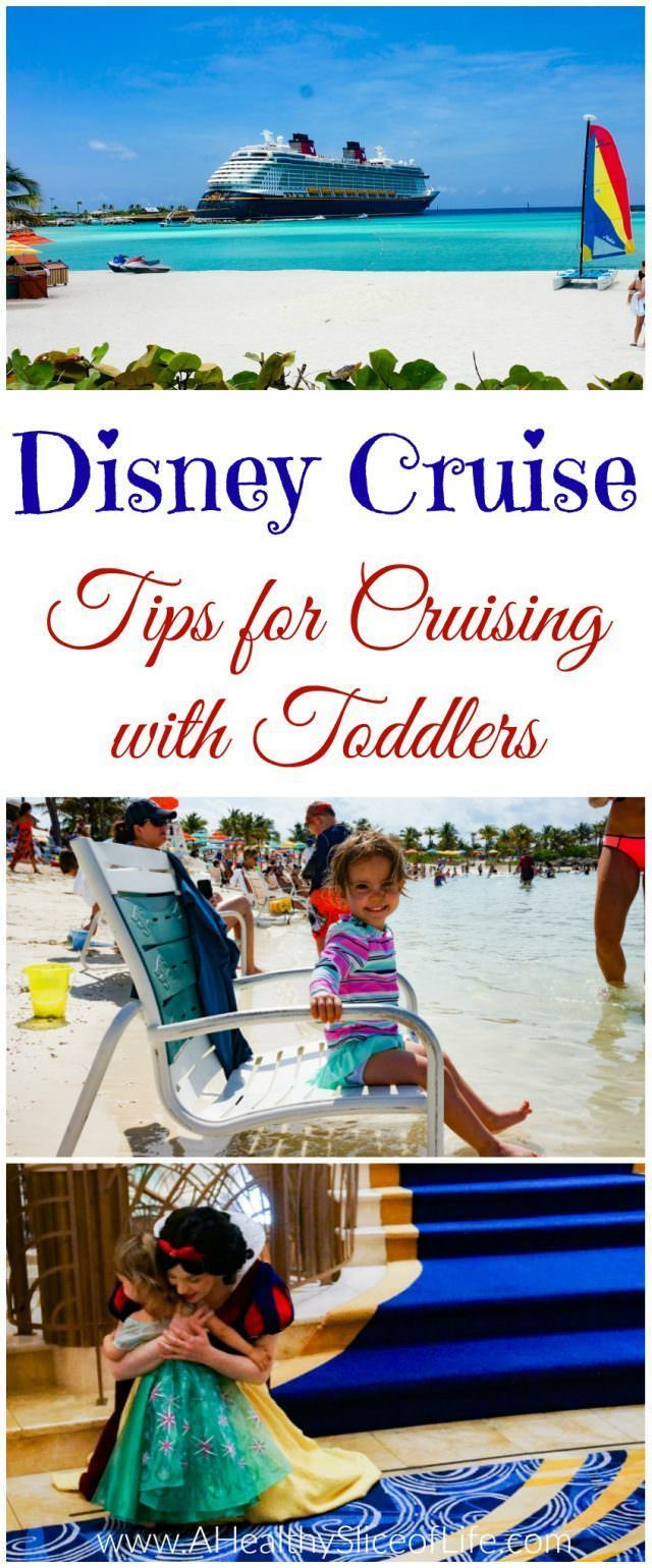 Disney Dream Cruise - Travel Tips for Cruising with Toddlers!  This post is a compilation of my best tips for those considering going on a Disney cruise with a toddler.