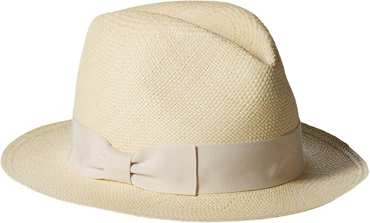 Hat attack women's original panama hat with bow trim – Products