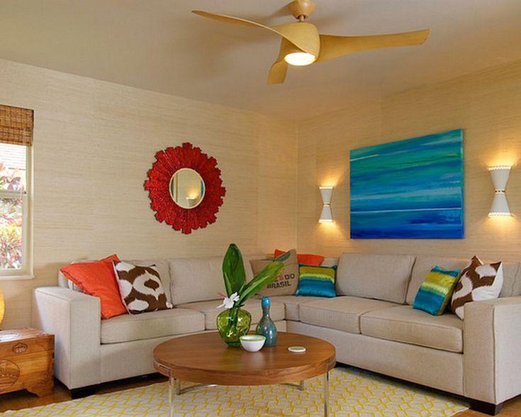 Model Plafon Ruang Tamu Minimalis Terbaru · Tropical Living RoomsTropical  BedroomsBright Living RoomsCottage ...