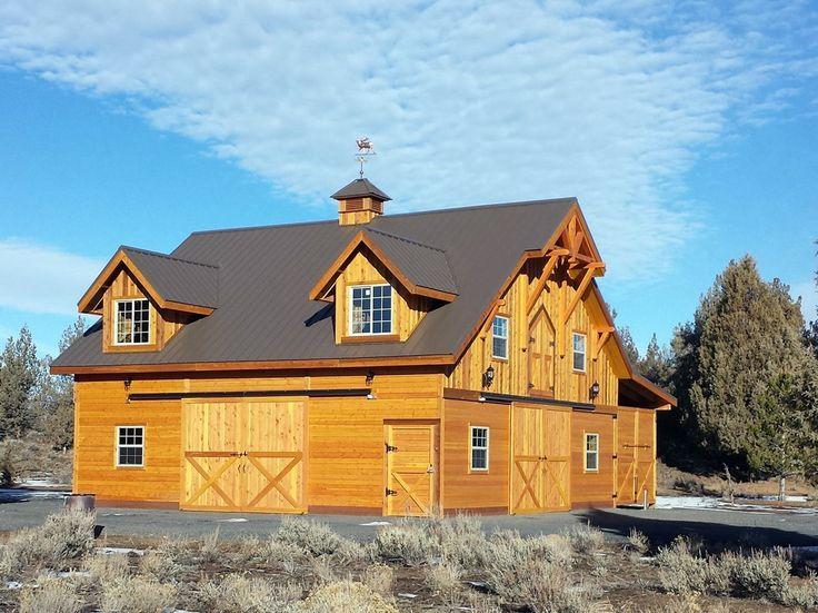 Best Barn Homes Images On Pinterest Barn Homes Dream Barn