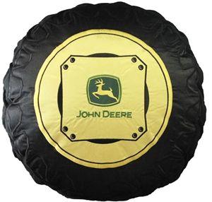 John Deere Tire Pillows | WeGotGreen.com