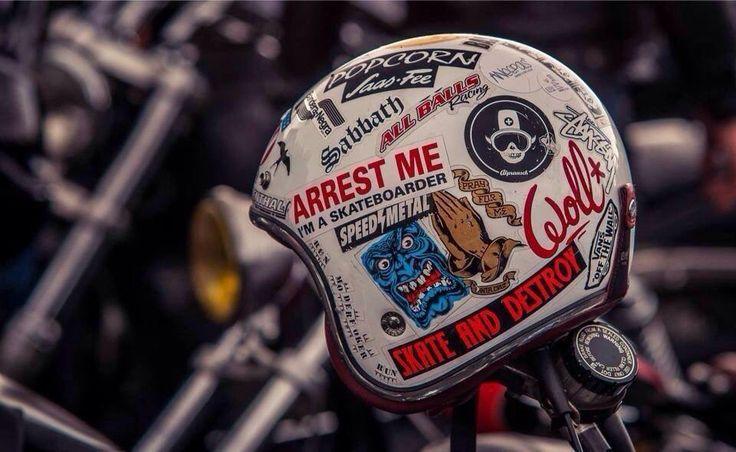 Helmets: