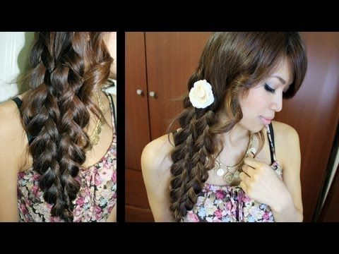 Mermaid Braid! so easyyyy to create