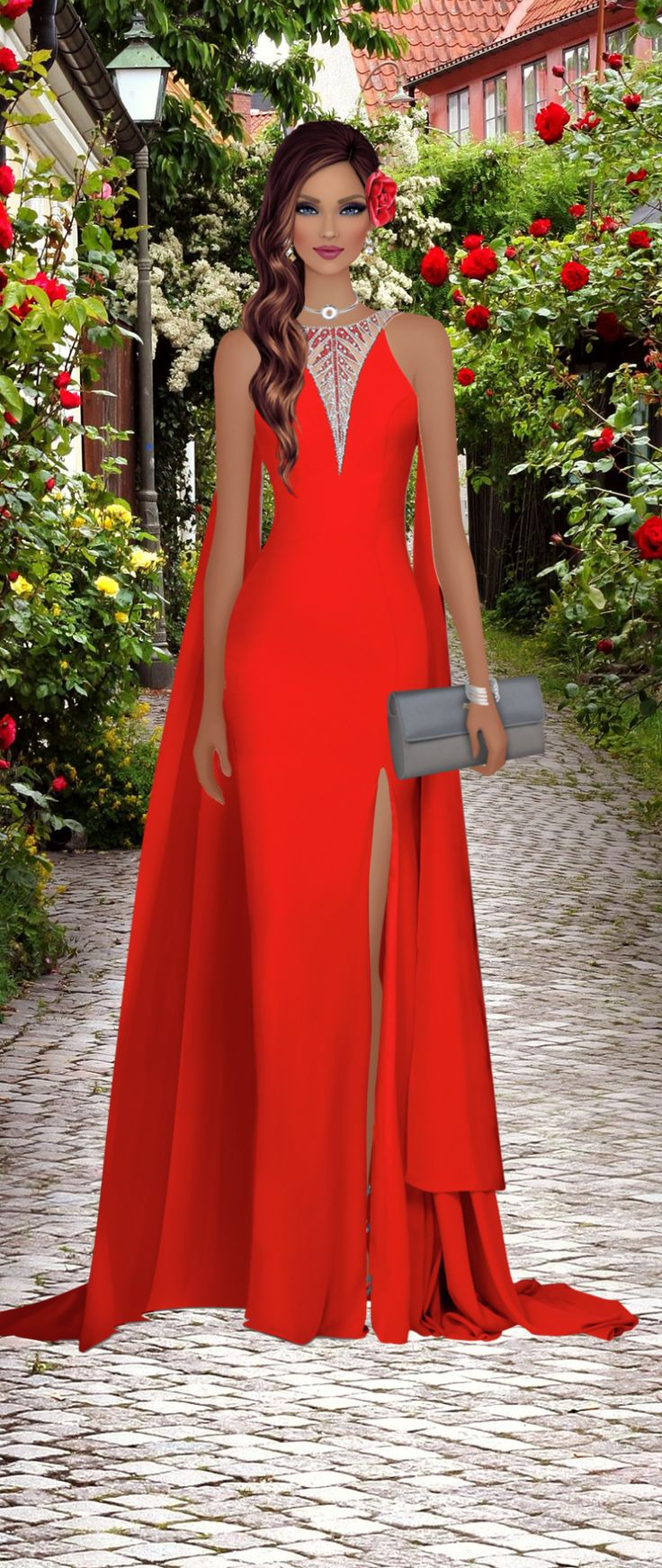 46 best Jet Set Event LOOKS in Covet Fashion images on Pinterest ...