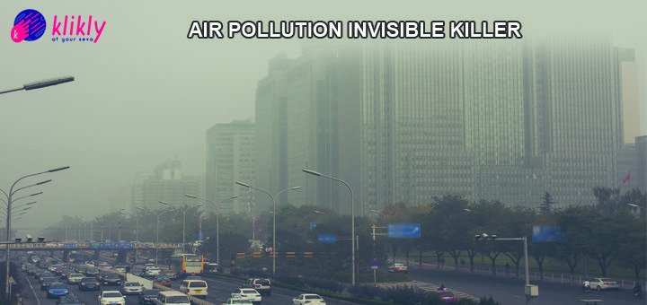Delhi's pollution is on average seven times higher than Indian limit. Let's explore some of the ways to stay safe and protect yourself from air pollution. @kliklynow!