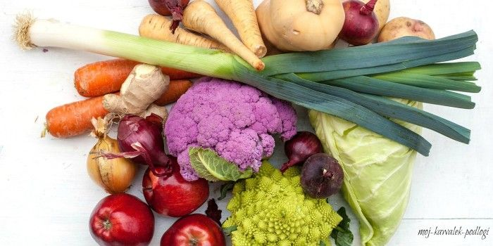 Ile to porcja warzyw lub owoców?