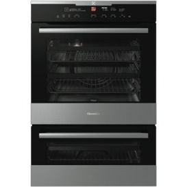 Electrolux EVE626BA 60cm Double Oven at The Good Guys