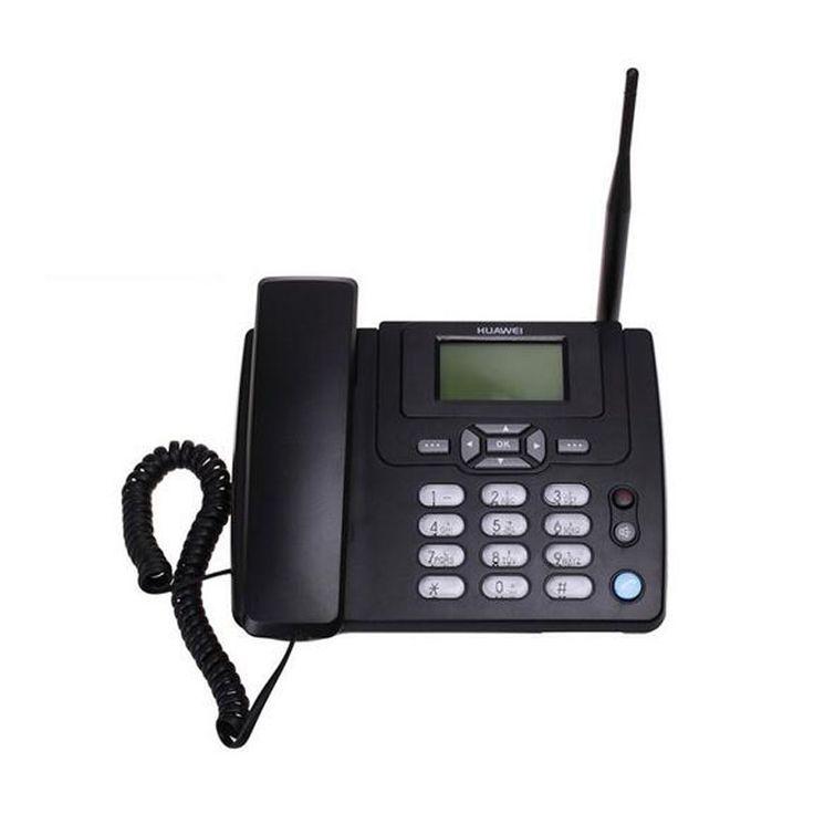 Huaweii ETS3125i Fixed GSM Phone Desk Landline Telephone  With FM Radio 900/1800MHz Fixed Wireless Telephone Home