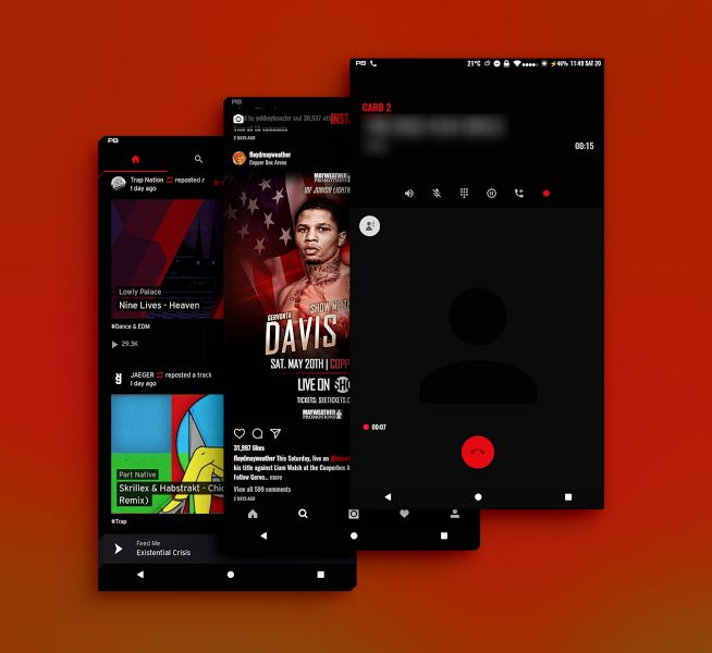 PitchBlackSubstratum Theme v11.4 [Patched]   PitchBlackSubstratum Theme v11.4 [Patched]Requirements:7.0 & up  Substratum Theme Engine  RootOverview:Introducing PitchBlack for substratum : Material design the way it should be.  PitchBlack is a widely-known dark material theme perfecting the balance between materialism minimalism and various epic colour combinations.  Meet all my CMTE themes and more in one place ! Re-iterating the wayaccentsand backgrounds are applied PitchBlack offers an…