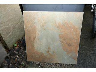 'Wickes' Cavan porcelain slate effect floor tiles Fife Picture 1