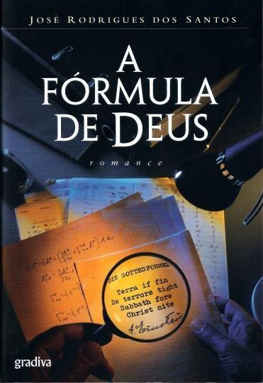 A Fórmula de Deus, José Rodrigues dos Santos