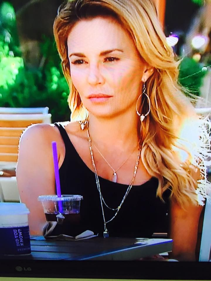 Real Housewives Beverly Hills love our jewellery! Did you spot us on Cheshire Housewives too? http://www.stelladot.co.uk/moakes