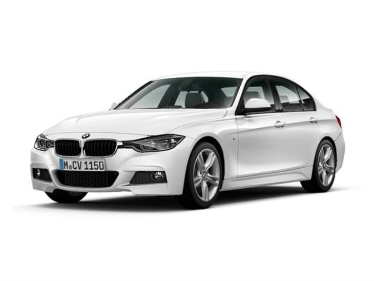 Bmw 3 Series Saloon 320i M Sport Step Auto Incl Sun Protection