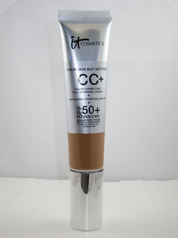 My favorite go to product for summer!! It Cosmetics Anti Aging Full Coverage CC Cream in Light
